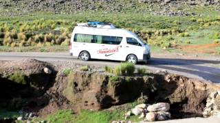 Carretera Puquio Coracora Ayacucho Peru - 2