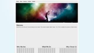 Dreamweaver Tutorial: How to Convert a .PSD to .HTML (Part 2)