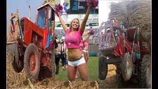 | Belarus MTZ 50 | Massey Ferguson 375 | best competition | Tractor stunt | أفضل الجرارات المنافسة |
