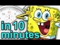 The History Of SpongeBob SquarePants | A Brief History