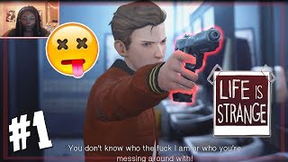 HE BROUGHT A GUN TO SCHOOL 🔫 | LIFE IS STRANGE | EPISODE 1 (Part 1)