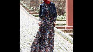 Kayra 2016 Tesettür Elbise Modelleri