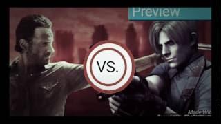 Preview | Rick Grames VS. Leon | Duelo Dos Deuses