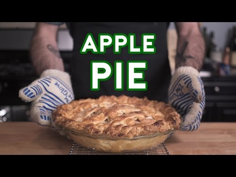 Binging with Babish How to Make Apple Pie