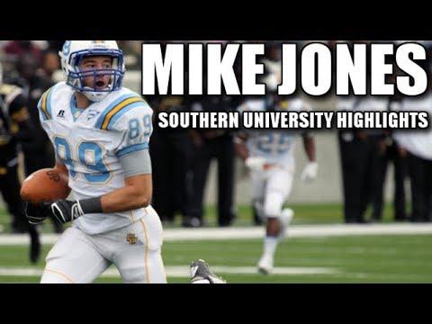 Xxx Mp4 WR Mike Jones Southern University 2016 Draft Class 3gp Sex