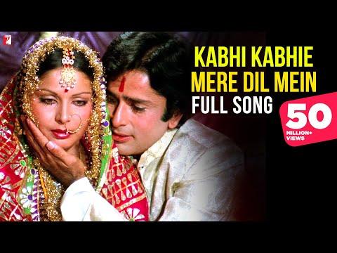 Xxx Mp4 Kabhi Kabhie Mere Dil Mein Female Full Song Kabhi Kabhie Shashi Rakhee Lata Mangeshkar 3gp Sex