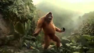 bhootnath return song in monkey version