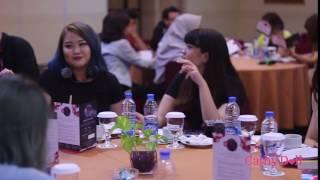 Kontes Asian Beauty Blogger Cathy Doll Indonesia - Jakarta
