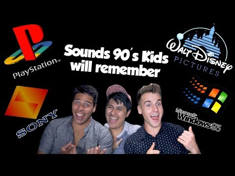 Sounds 90 s Kids Will Never Forget