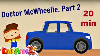 Doctor McWheelie full episodes 2. Car cartoons.