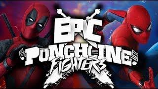 Spiderman VS Deadpool - Epic Punchline Fighters [EPF 02]