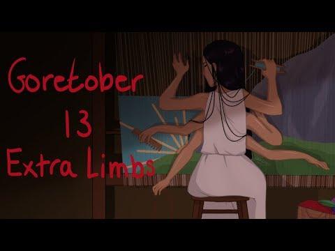 Goretober 13: Extra Arms [☆ eru ☆]