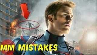 Avengers Age of Ultron (2015) | Avengers Movie Mistakes | Robert Downey Jr, Scarlett Johansson