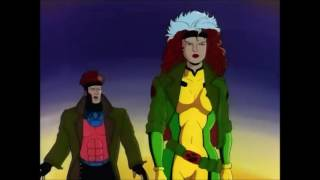 Rogue Wants the Cure - X-Men Animated Series 1/3