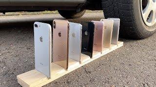 Many iPhones vs CAR