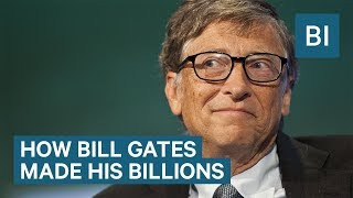 How Bill Gates Makes And Spends His $89 Billion Fortune