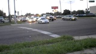 Optimized Traffic Signal Intersection Pecan Blvd. & 23rd Street using 80 Second Cycle Length