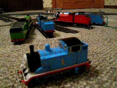Bachmann Thomas Review and Run