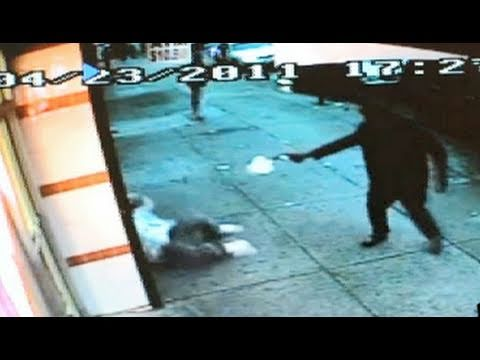 Killer Caught On Camera New York Post