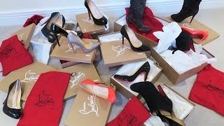 HAUL | Christian Louboutin Collection - So Kate, Fifi, Bianca, Decollete, Lady Peep