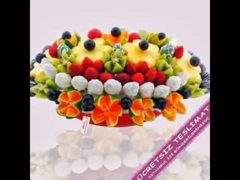 En Güzel Meyve Sepetleri