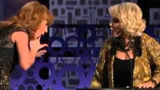 Joan Rivers Slaps Kathy Griffin IN THE FACE. [Joan Rivers Roast]
