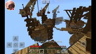 My first minecraft video