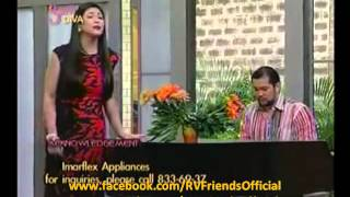 THE CLOSER I GET TO YOU - Regine Velasquez (Sarap Diva Jan. 5, 2013)