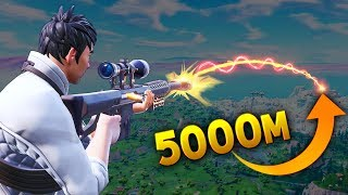 *NEW* 5000m RECORD SHOT..!!   Fortnite Funny and Best Moments Ep.349 (Fortnite Battle Royale)