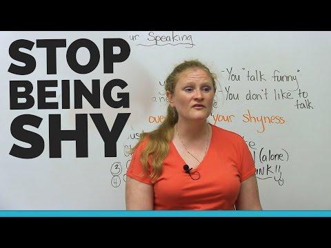 Conversation Skills: DON'T BE SHY!