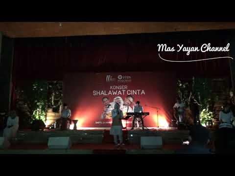 Sandaran Hati ( Cover LETTO ) Voc Nissa Sabyan LIVE UGMJOGJAKARTA