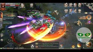 MU ORIGIN 2 (SEA - Full Release) (Android iOS APK) - MMORPG Gameplay, Swordman Lv.1-50