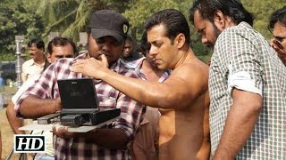 Salman Khan shoots Action Sequence for 'Sultan' in LA