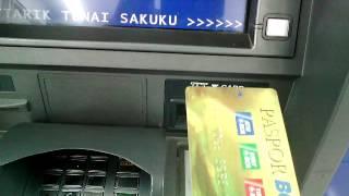Cara Mengambil Uang di ATM BCA / Cara Penarikan Uang di ATM BCA  ( Video Tutorial Terbaik & Singkat
