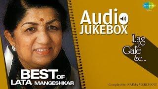Best of Lata Mangeshkar | Jukebox | Lag Ja Gale Se  | Lata Mangeshkar Hit songs