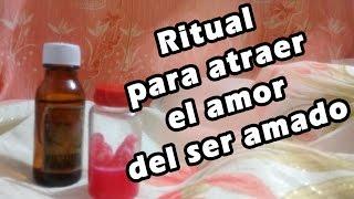 Ritual para atraer el amor del ser amado
