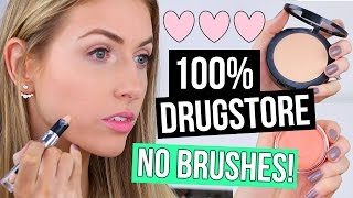 BEGINNER MAKEUP TUTORIAL || 100% Drugstore + Intermediate Tips!