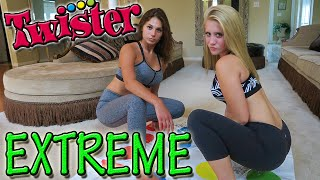 EXTREME TWISTER CHALLENGE!! (EPIC CONSEQUENCE)