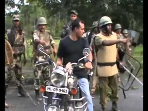 POLICE OPEN FIRE AT PROTESTERS  IN ASSAM
