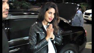 Priyanka Chopra Spotted At Airport 5th September 2017