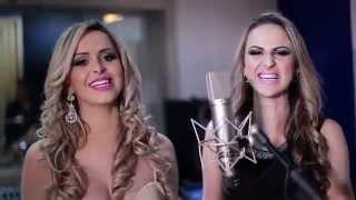 Paula e Pâmela - Dança Gatinho (Clipe oficial)