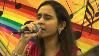 Jiya Lage Na - Anand sung by Mubina at the OMS August 2012