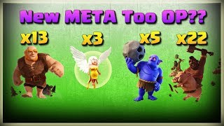 New META Too OP?? | TH11 War Strategy #210 | After MARCH Update | COC 2018 |