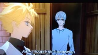 [Vampire Knight] Funny Scene With Hanabusa (English Sub)