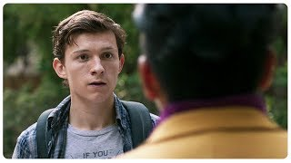 "Spider man Homecoming ""Peter Parker vs Flash Thompson"" Extended Movie Clip + Trailer (2017)"