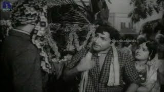 Jamuna Krishnam Raju Shoots - Climax Scene - Bangaru Thalli Telugu Movie Scenes