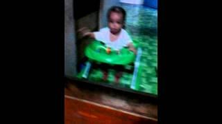 Baby dancing,budak malayu