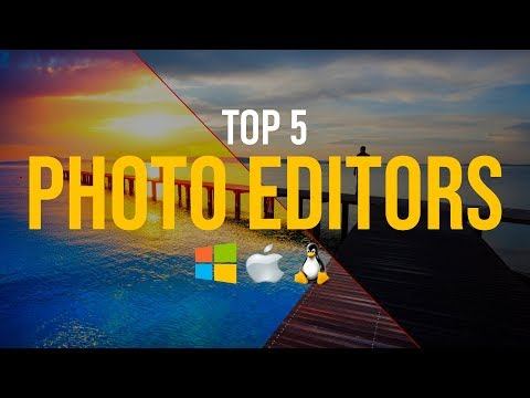 Xxx Mp4 Top 5 Best FREE Photo Editing Software 2018 3gp Sex