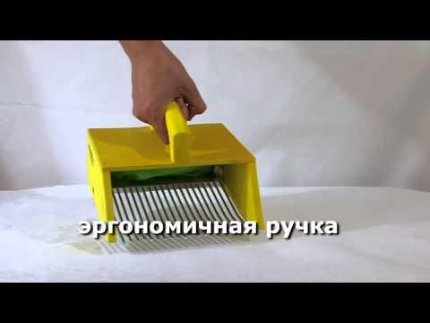 Как сделать комбайн для сбора брусники своими руками из