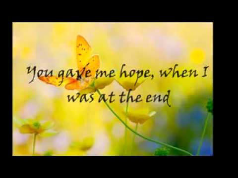 You Needed Me Anne Murray with lyrics